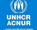 logotip d'ACNUR