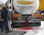 atac frances a camions valencians