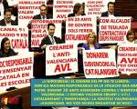 image recordatoria de totes les catalanades fetes pel PP