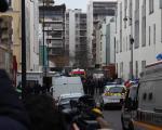 atentats en Paris