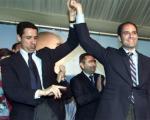 Zaplana, junt en Pujol i Aznar, creà la AVLl. Camps la blindà en 2006
